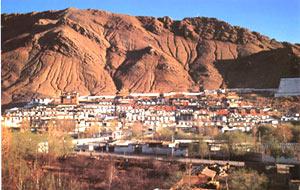 Tashilhungpo Monastery