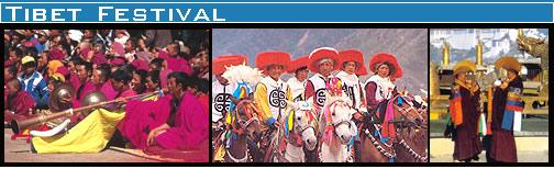 Festivals of Tibet