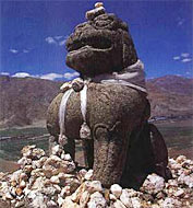 Tibetan Kings Tomb, Shannan