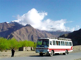 Tibet Transport